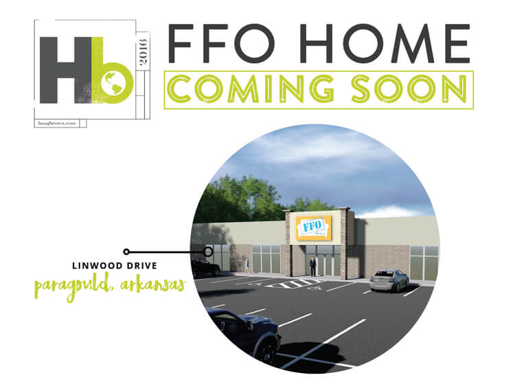 FFO Home Coming to Paragould, AR