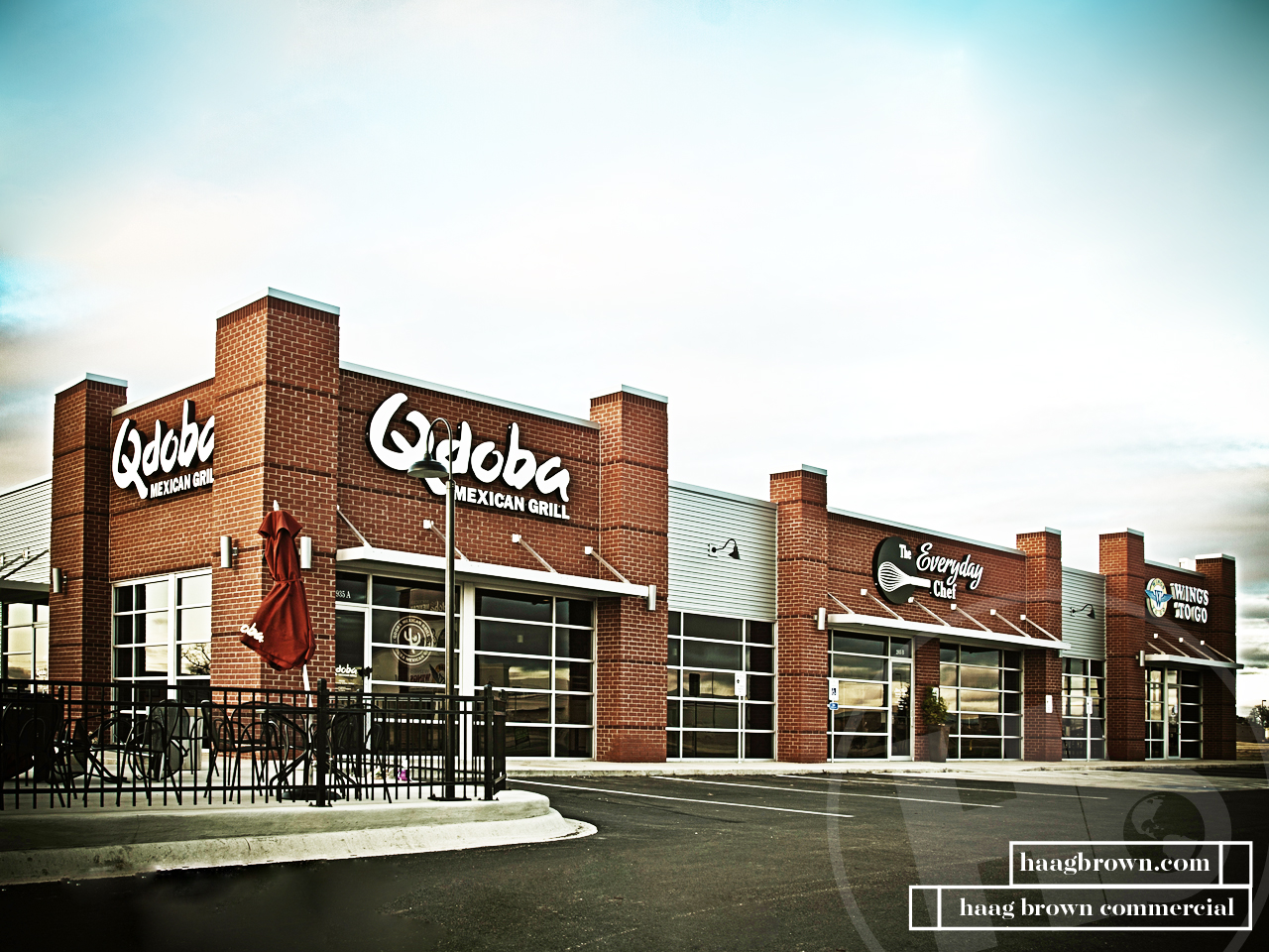 Qdoba Center Jonesboro