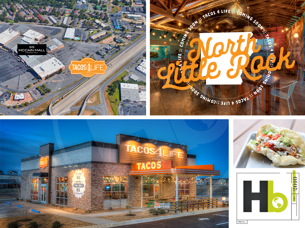 Tacos 4 Life Coming to North Little Rock, AR