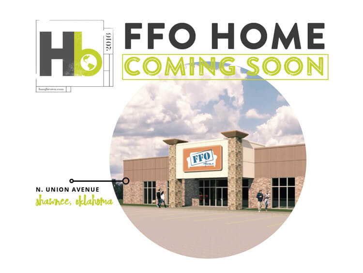 FFO Home Coming to Shawnee, OK