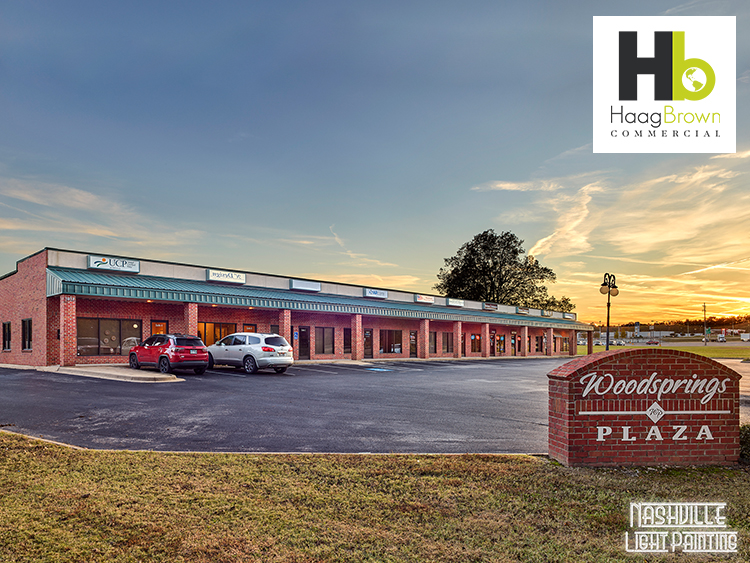 Woodsprings Plaza in Jonesboro, AR