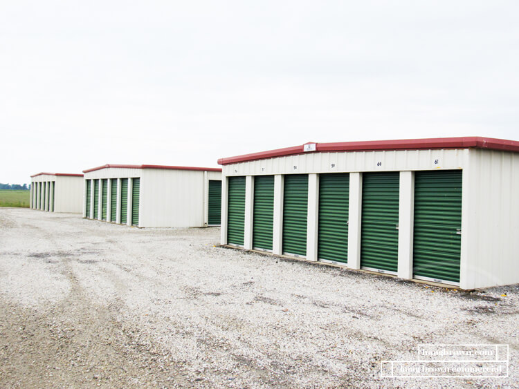 Project gallery haag brown commercial real estate and for Ridgecrest storage units