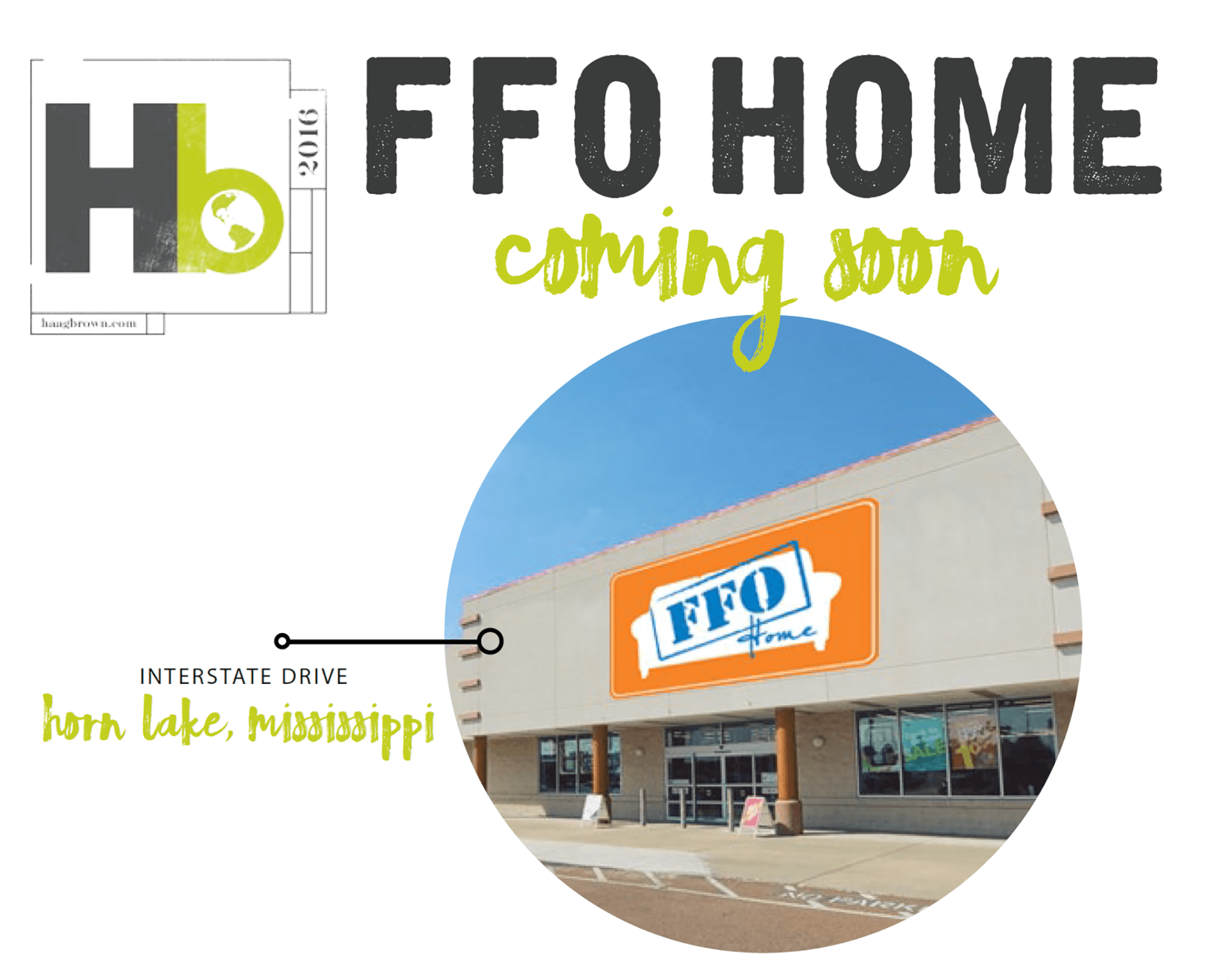FFO Home Comes to Horn Lake Mississippi