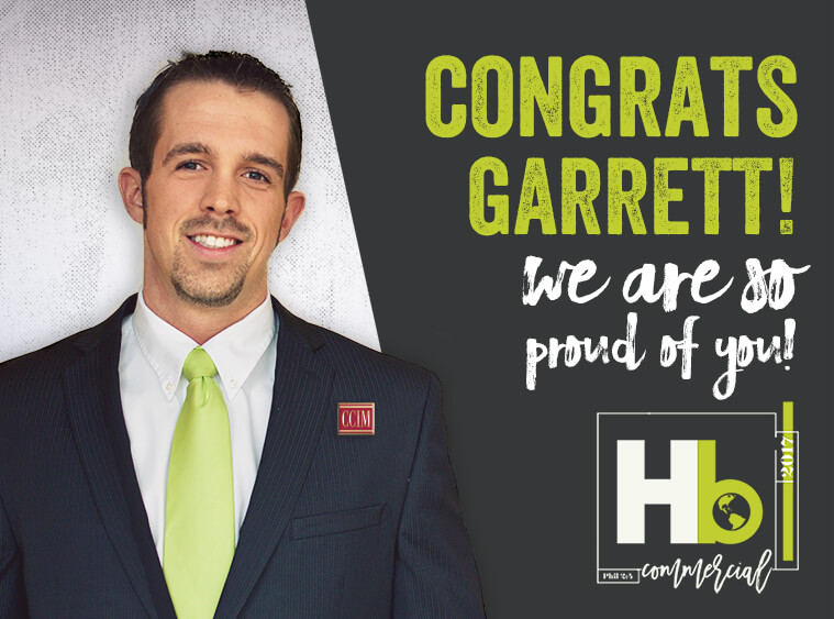 Haag Brown Commercial Leasing Agent Reaches Career Goal