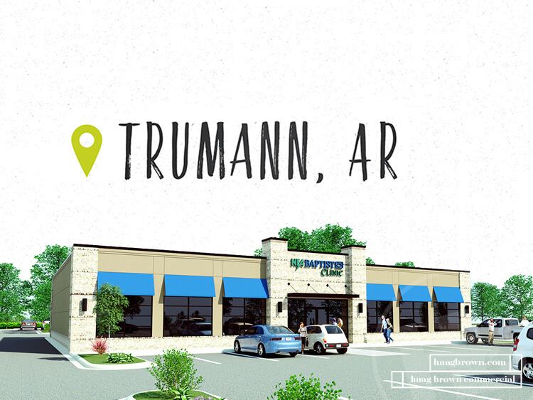 A New NEA Baptist Clinic is Coming to Trumann, Arkansas