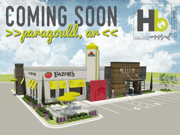 Fazoli's Coming to Paragould, Arkansas!
