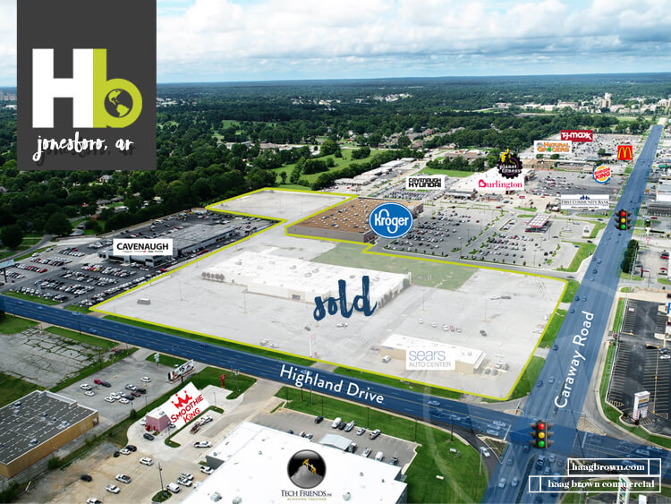 Region 8 Article :: Old Indian Mall Property Sold to Memphis Group