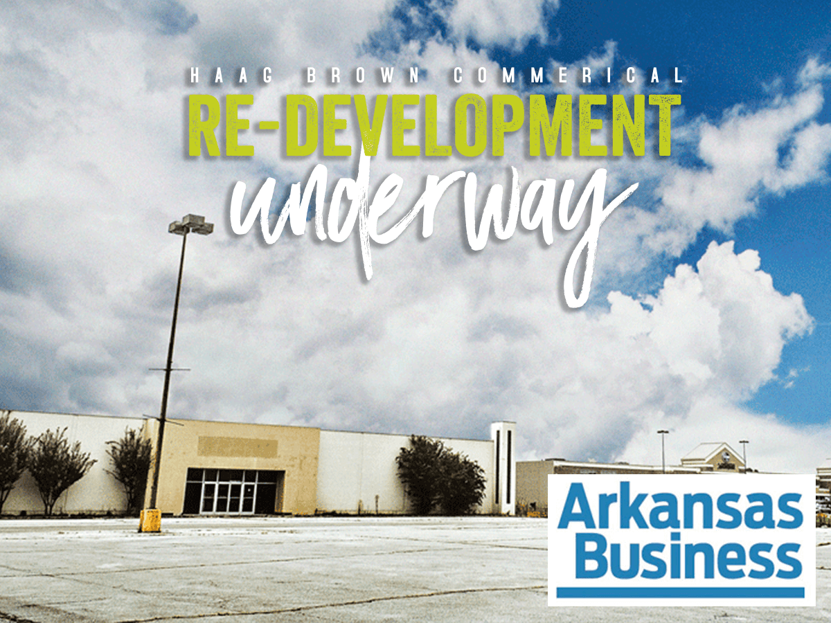 Arkansas Business Article :: Indian Mall Redevelopment Planned