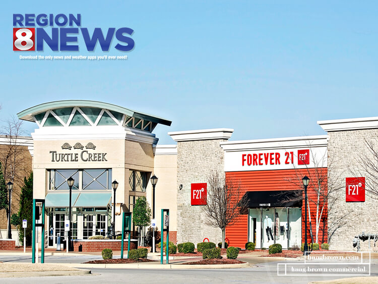 Region 8 News :: Mall in State of Change