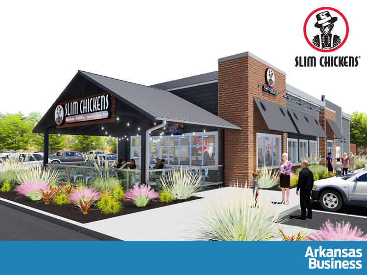 AR Business :: Slim Chickens Coming to Highlands Center