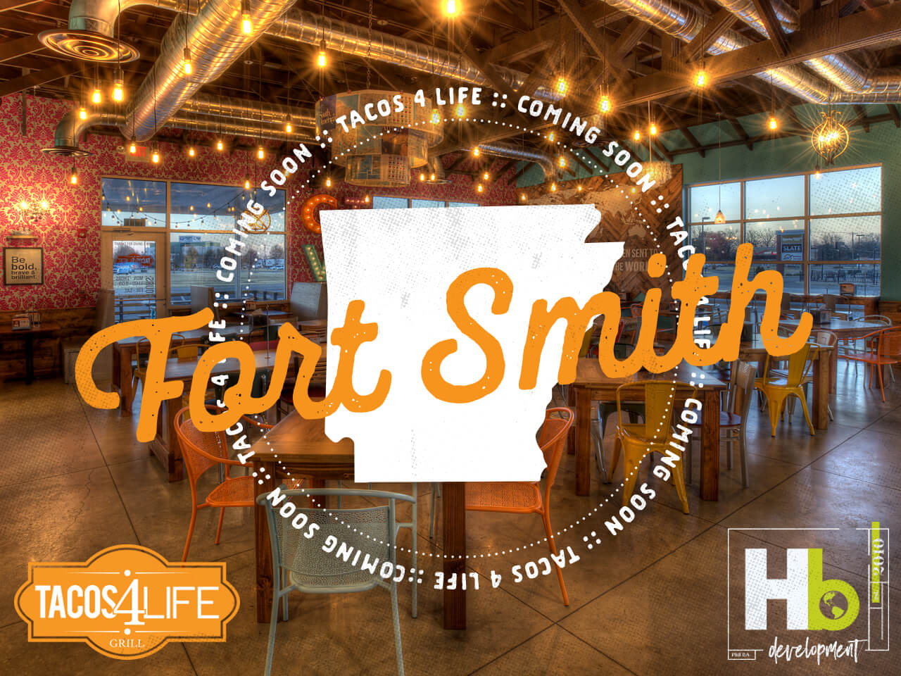 Tacos 4 Life Expanding to Fort Smith, AR