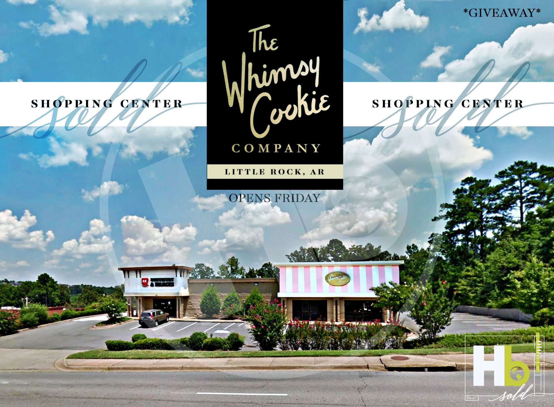 The Whimsy Cookie Company is Coming to Little Rock, Arkansas