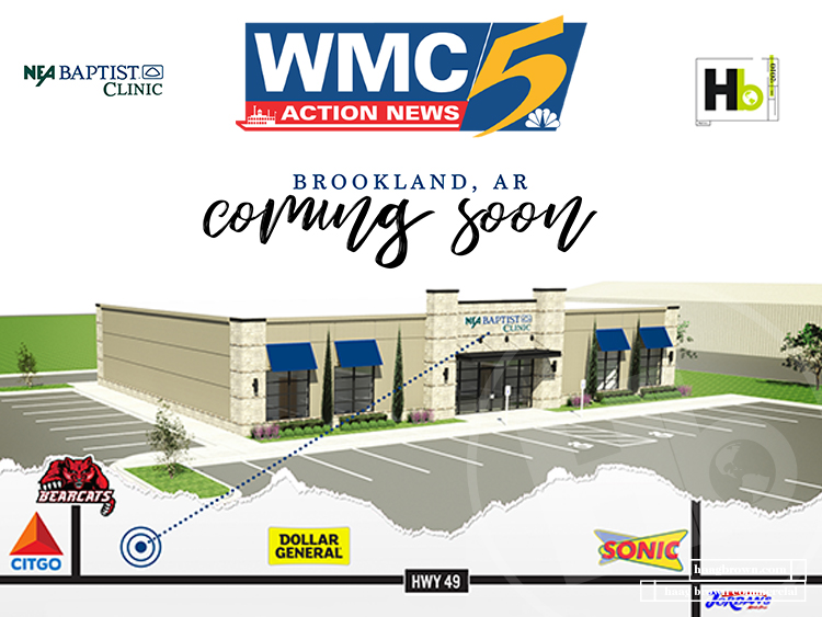 New Clinic to be Built in Brookland