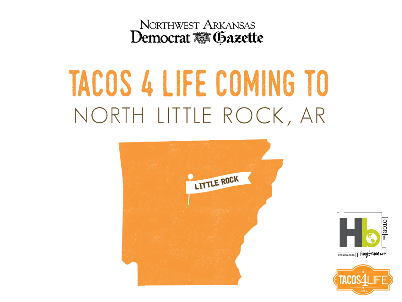 Taco Restaurant to Open Location Near North Little Rock Mall