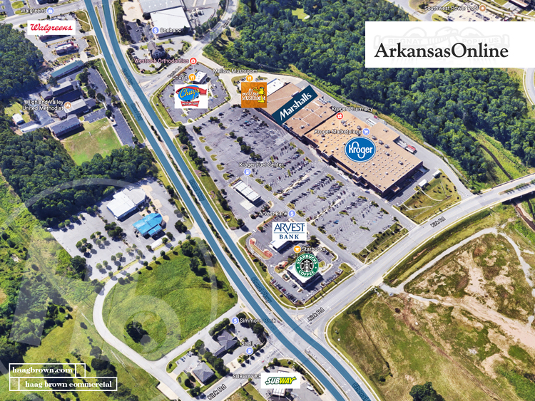 Chenal Retail Space Sells for $4.4M