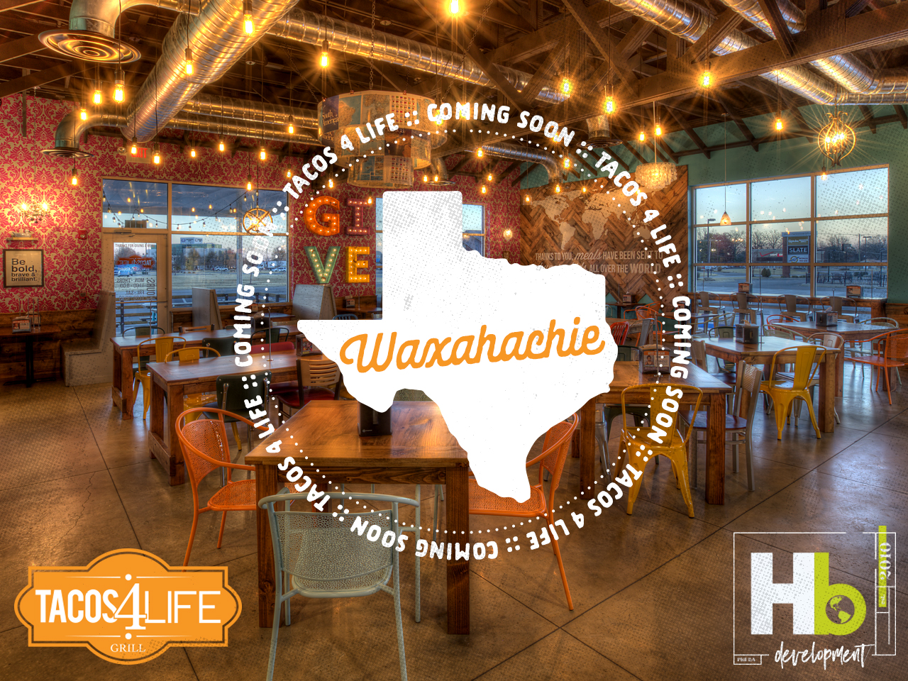 Tacos 4 Life Expands Texas Reach With Waxahachie Location