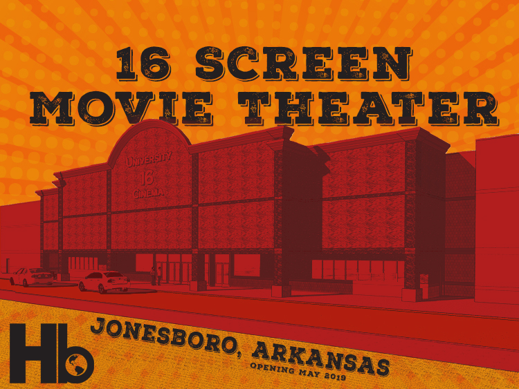 Movie Theater Project on Hwy 49 Moving Forward