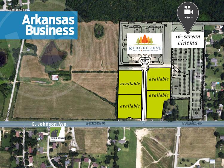 Construction of Movie Theater Underway in Jonesboro