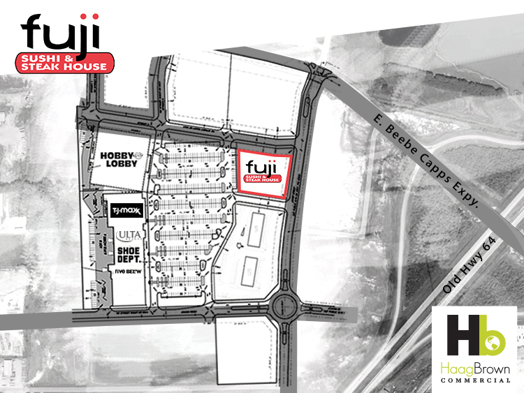 Fuji Japanese Steakhouse Relocation in Searcy