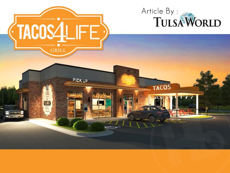 Arkansas-Based Tacos 4 Life to Open a Restaurant in Tulsa