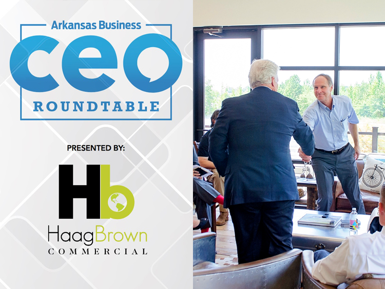 Arkansas Buisness CEO Round Table:: Q & A