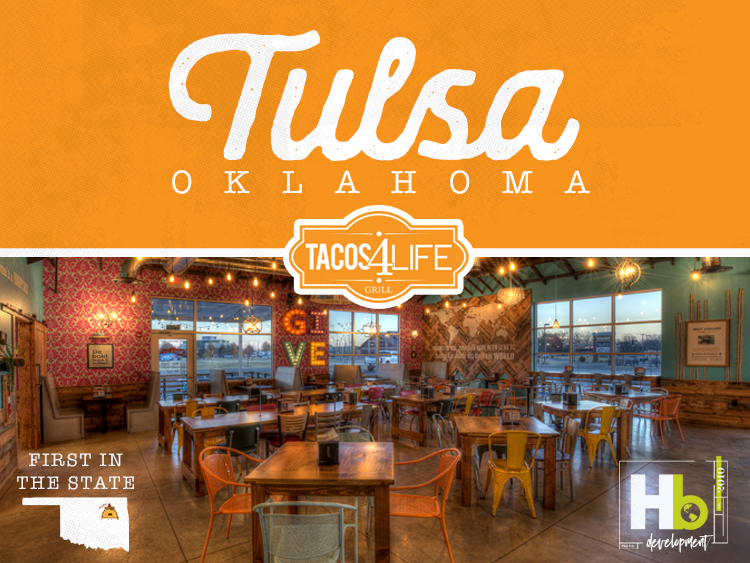 Tacos 4 Life Comes to Tulsa, Oklahoma