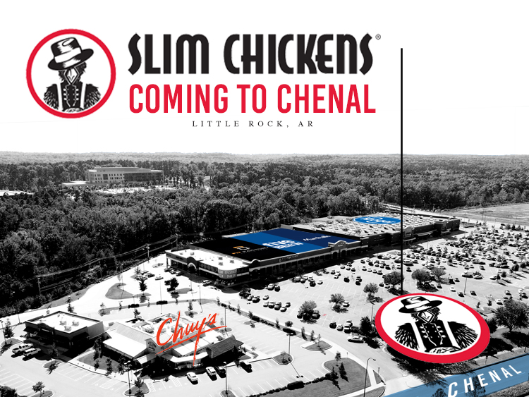 Slims Chickens Comes to Chenal Parkway in Little Rock
