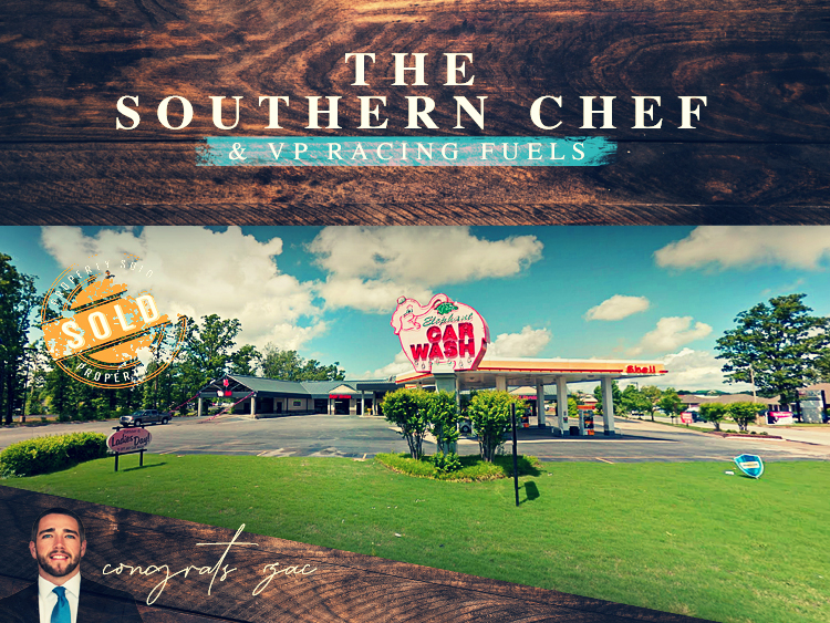 Region 8 News : The Southern Chef & VP Racing Fuels