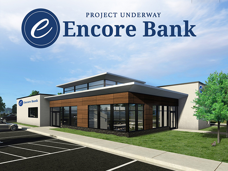 Encore Bank Underway in Jonesboro, AR
