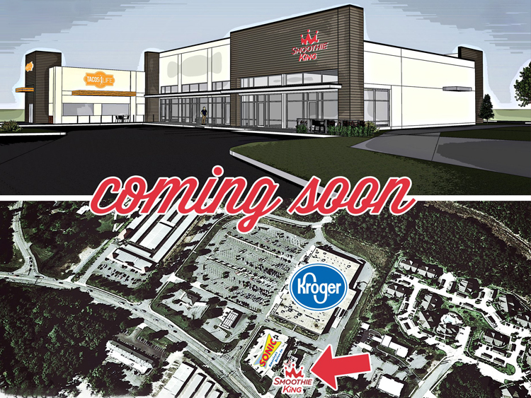 Smoothie King Coming to Little Rock