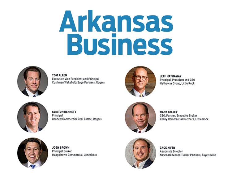 Arkansas Business – Office Space Q&A