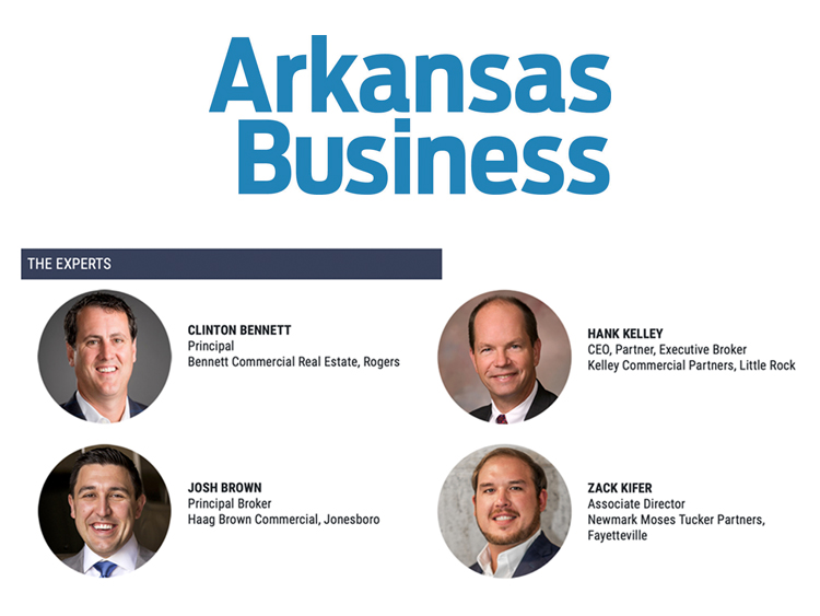 Arkansas Business – Retail Q&A : Pandemic Accelerates Reinvention