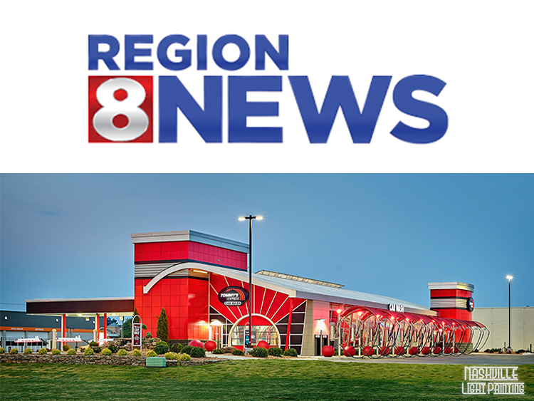 Region 8 News – Tommy's Express Car Wash Jonesboro