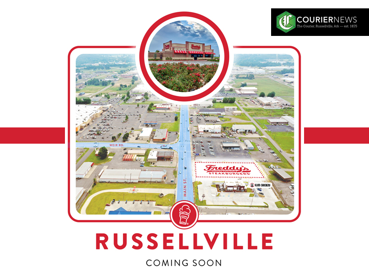 Freddy's Frozen Custard Coming to Russellville