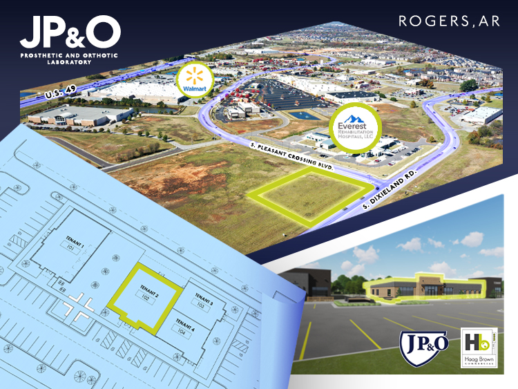 JP&O Comes to Rogers, Arkansas