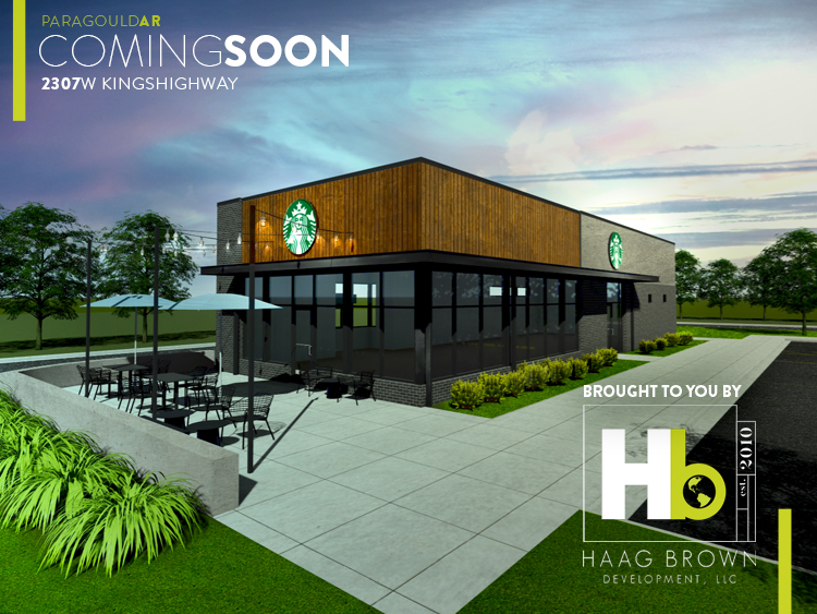 Starbucks is Coming to Paragould